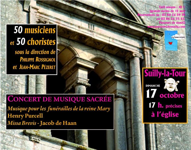 Afiche Suilly la Tour